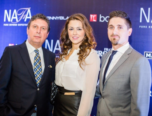 EFD TOP LOT AWARD – NAFA GALA SHOW IN ALMATY