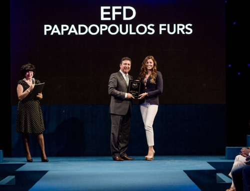 EFD TOP LOT AWARD – GALA SHOW IN MOSCOW